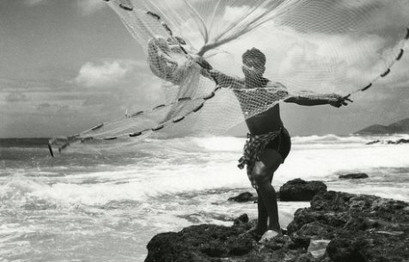 FritzHenle-HawaiianNetCaster-1947