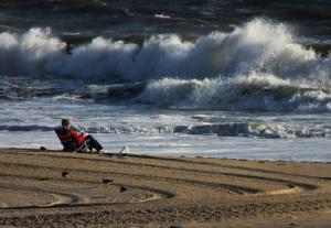 CLiu Morning tide