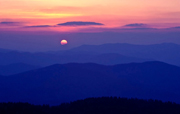 Milligan sunset