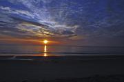 Jean M sunrise on tybee island