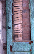 abstract in wood anita