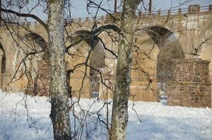 snow der_del river01