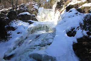 snow pics_rrk_dingmans falls