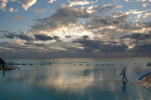 DVCCC_Sharlene Holiday Morning Ritual in Cancun
