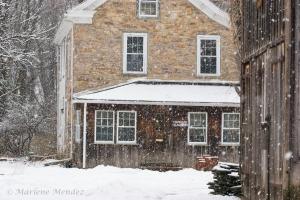 Churchville in Winter