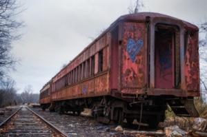 Wendy Brusca-The Love Train